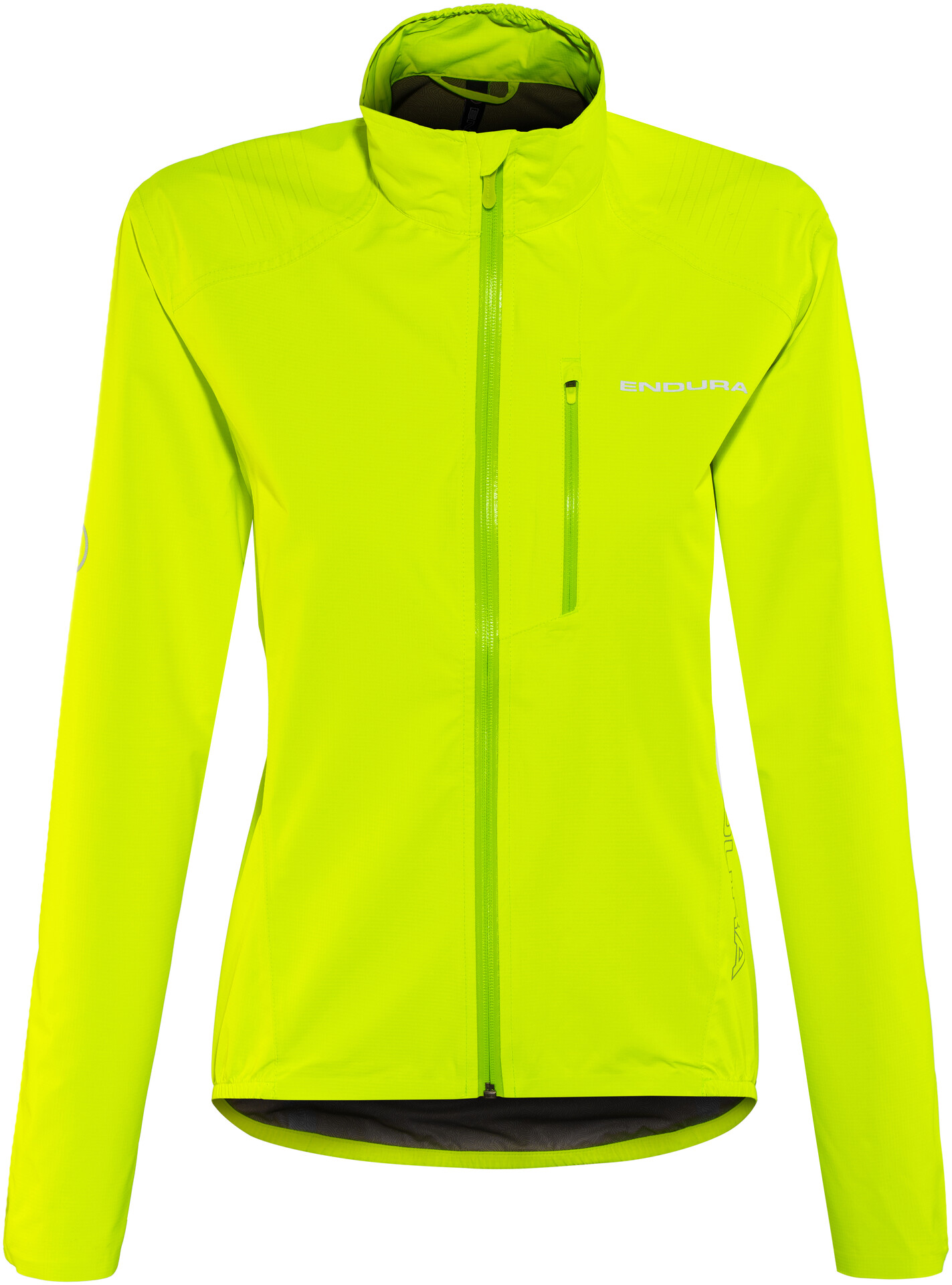 Jacket Women Neon Lite Endura Hummvee Yellow 3L4cRj5Aq